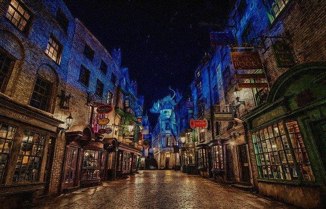 ¡Abrirá nueva tienda de Harry Potter!
