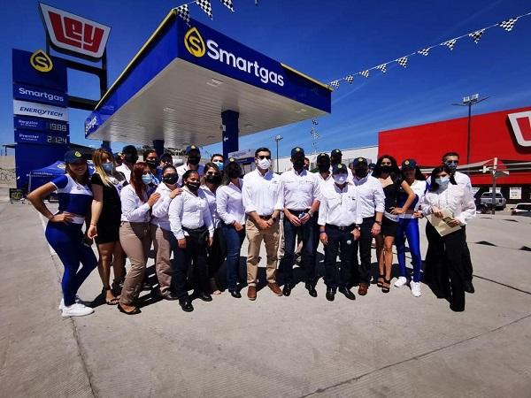 Smartgas inaugura nueva sucursal en Cerro Colorado
